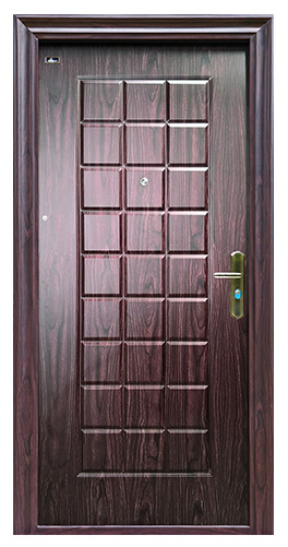 Ileaf Doors Security Steel