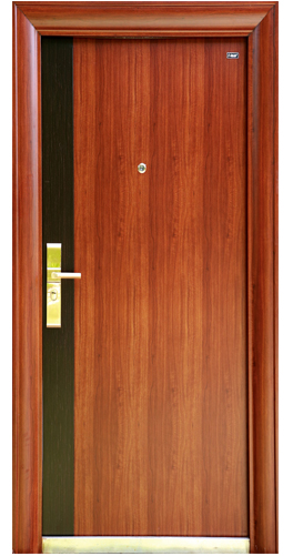 Ileaf Doors Security Steel