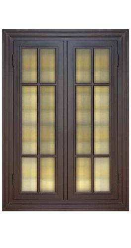 Ileaf Doors Security Steel Doors